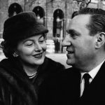 Olivia de Havilland With Her Husband Pierre Galante