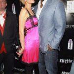 Paris Hilton and 50 Cent