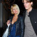 Paris Hilton and Alex Vaggo