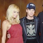 Paris Hilton and Chad Michael Murray