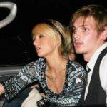 Paris Hilton and James Neate