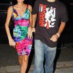 Paris Hilton and Paris Kasidokostas Latsis