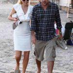 Paris Hilton and Todd Phillips