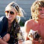 Paris Hilton and Tyler Atkins