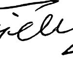 PewDiePie signature