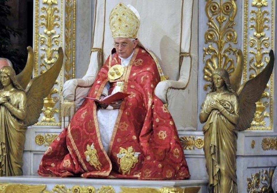 Pope Benedict - XVI