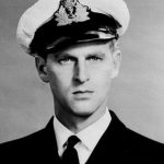Prince Philip In Royal Navy