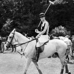 Prince Philip Playing Polo