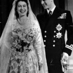 Prince Philip With His Wife Queen Elizabeth II