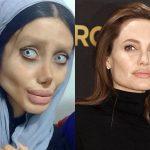 Sahar Tabar - Angelina Jolie