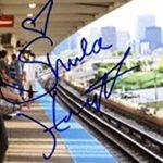 Shanola Hampton Signature