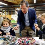 Ted Cruz Shopping With His Daughters