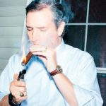 Ted Cruz Smoking