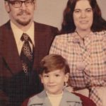 Ted Cruz With His Parents