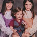 Ted Cruz With His Sisters