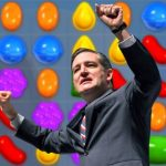 Ted Cruz's Love For Candy Crush
