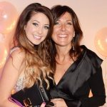 Zoella with her mother Tracey Sugg