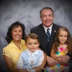 Trent Franks Children
