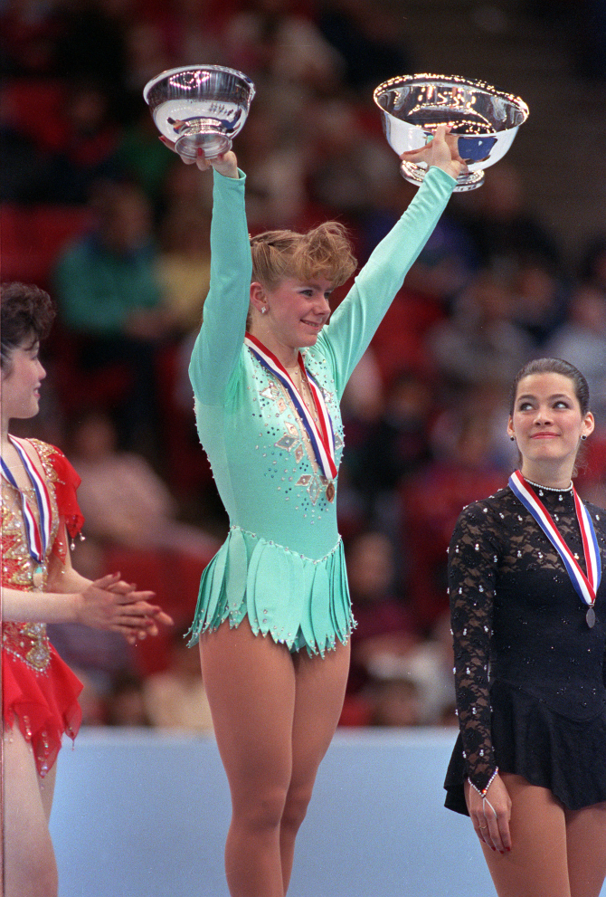 Tonya Harding Height, Weight, Age, Family, Biography, Facts, Net