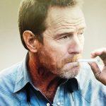 Bryan Cranston smoking
