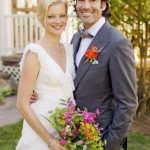 Amy Smart Wedding