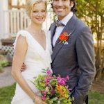 Amy Smart Wedding