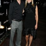 Amy Smart With Her Ex-Boyfriend Brandon Williams