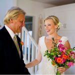 Amy Smart With Her Father John Boden Smart