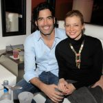Amy Smart With Her Husband Carter Oosterhouse
