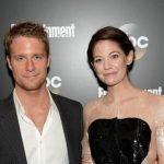 Jake McDorman With His Girlfriend Analeigh Tipton