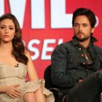 Justin Chatwin And Emmy Rossum
