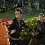 Justin Chatwin Doing Martial Arts
