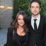 Justin Chatwin With His Ex-Girlfriend Addison Timlin