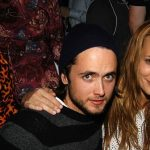 Justin Chatwin With His Ex-Girlfriend Molly Sims