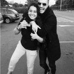 Maluma With His Sister Manuela Londoño Arias