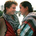 Marguerite Moreau With Her Ex-Boyfriend Garette Ratliff Henson