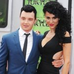 Noel Fisher With His Wife Layla Alizada