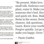 Paulo Coelho - Laura Byrne controversy