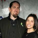 Steve Howey With His Wife Sarah Shahi