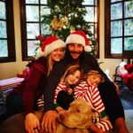Zach McGowan With Family