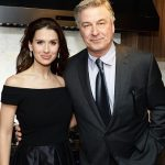 Alec Baldwin with his wife Hilaria Bladwin