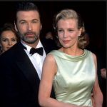 Alec Balwin with ex- wife Kim Basinger