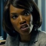 Angela Bassett In Survivor