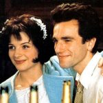 Daniel Day Lewis With His Ex-Girlfriend Juliette Binoche