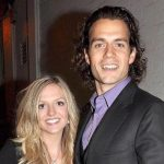 Henry Cavill with Katie Hurst