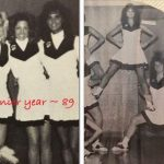 Karen Mcdougal As Cheerleader In High School