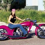 Karen Mcdougal Customized Bike