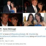 Karen Mcdougal Meeting Donald Trumps Family Members