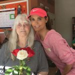 Karen Mcdougal With Her Mom