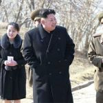 Kim Yo-jong With Her Brother Kim Jong-un